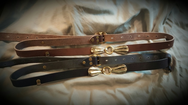 Simple arhers belt